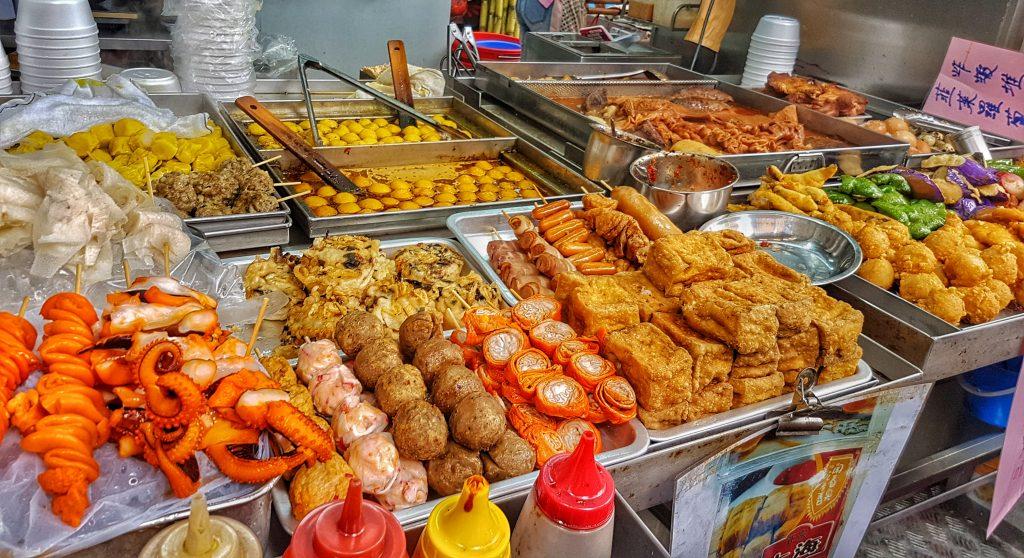 Hong Kong - Street Food