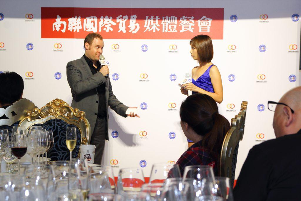 7-Eleven & Alexandre Petit first Press Show - Taipei