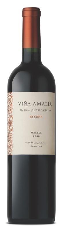 Bodega Amalia - Vina Amalia (Reserva) a great wine