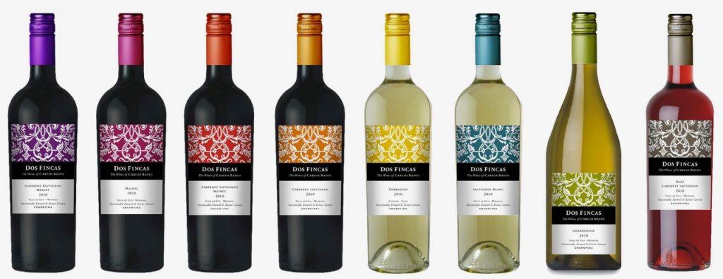 Bodega Amalia - Dos Fincas Wines
