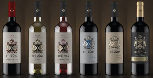 Bujanda Wines - Familia Martínez Bujanda