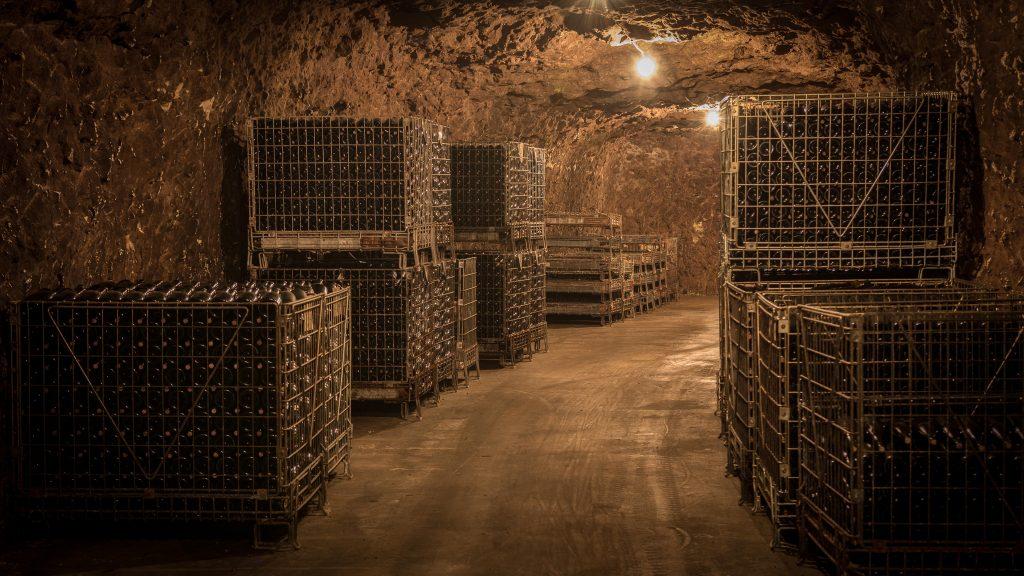 Cellar DOMAINE DE LA ROCHETTE