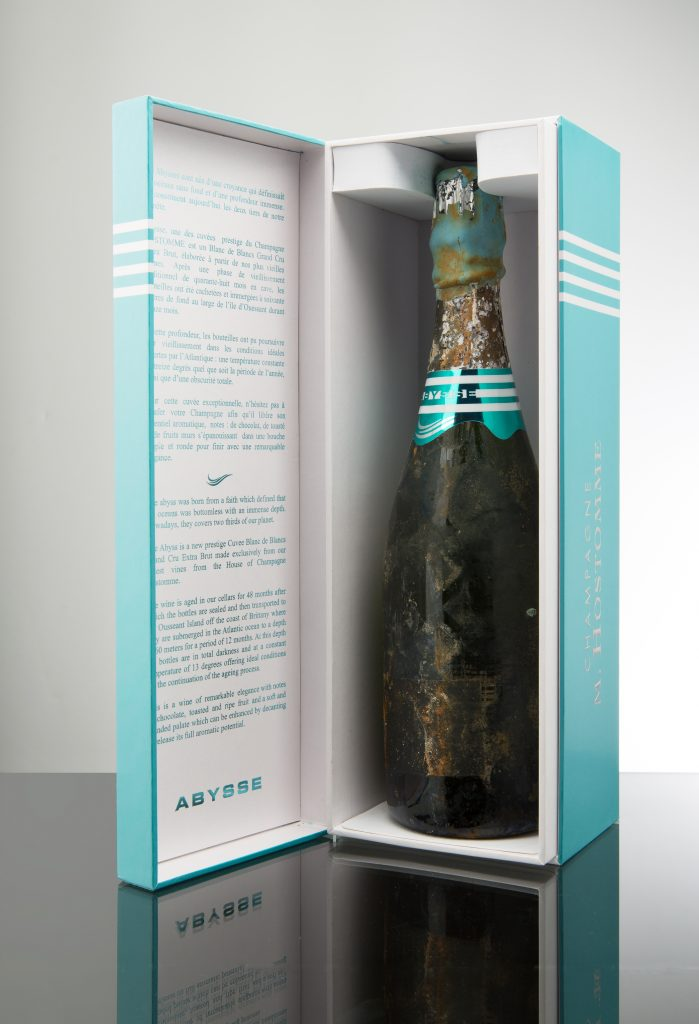 ABYSSE - Champagne Hostomme