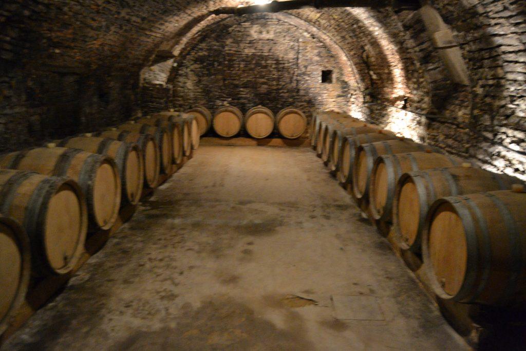 Champagne GALLIMARD - Barrels