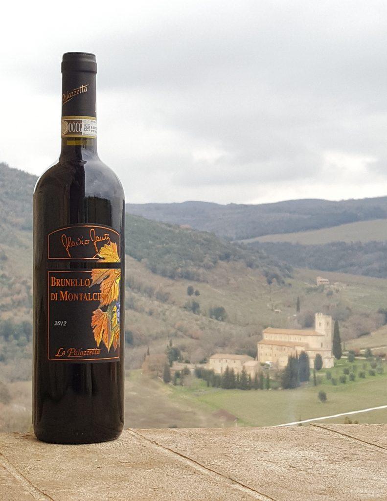 La Palazzetta Brunello Wine