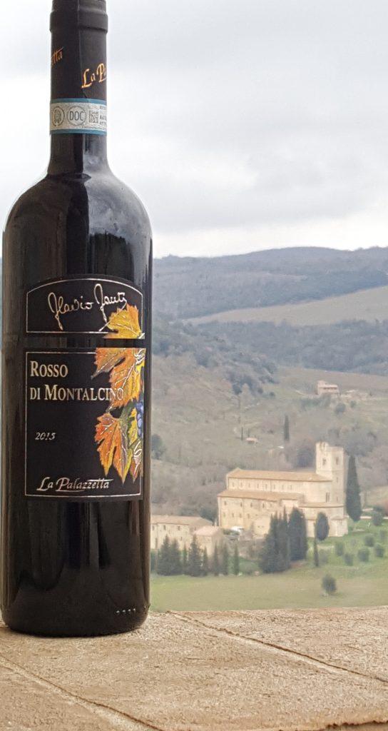 La Palazzetta Rosso Wine