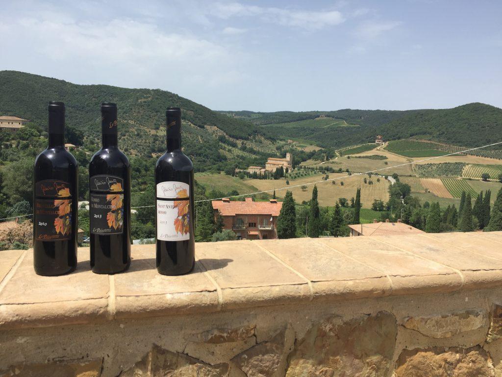 La Palazzetta Wines