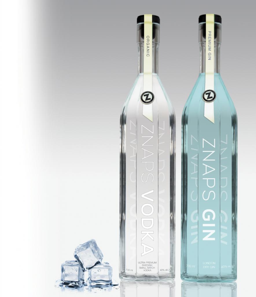 ZNAPS - Gin Vodka