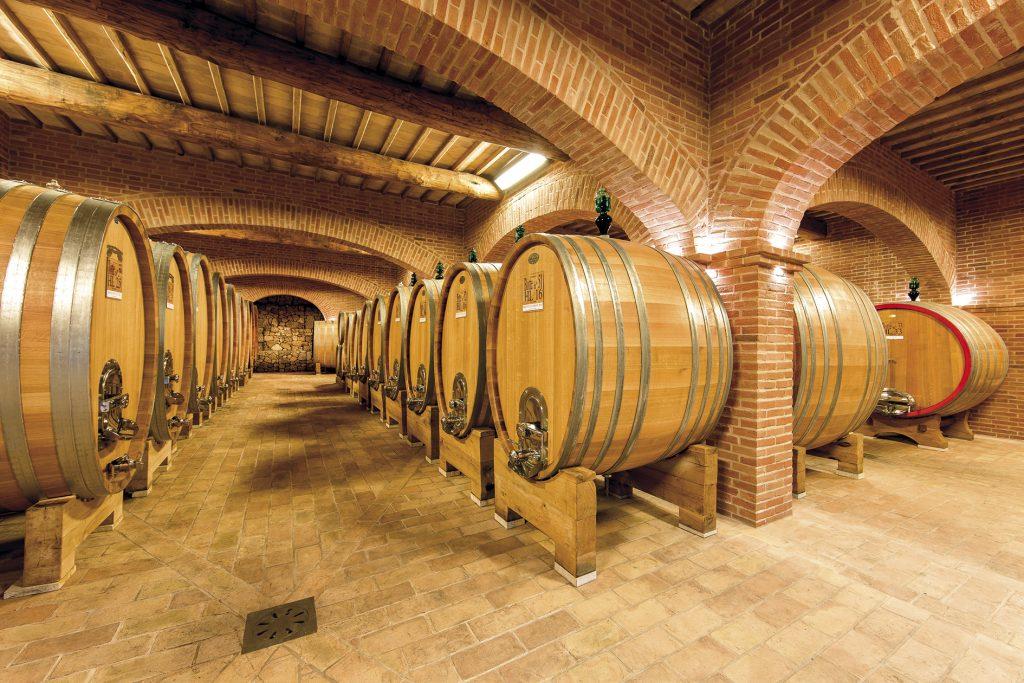 Mastrojanni - Barrels