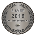 AIN wine challenge silver medal