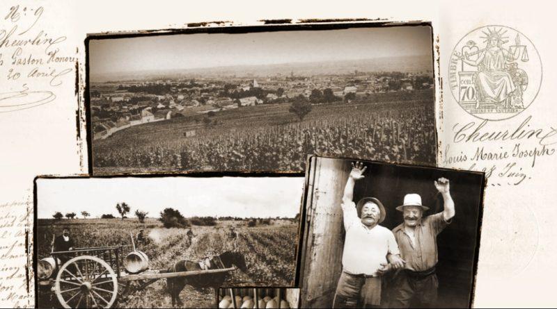 Champagne L&S Cheurlin_History