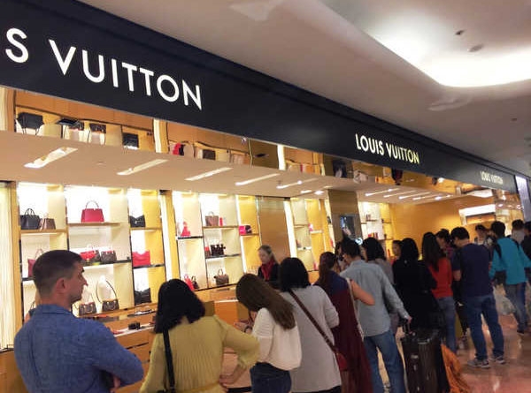 asia consumption luxury product