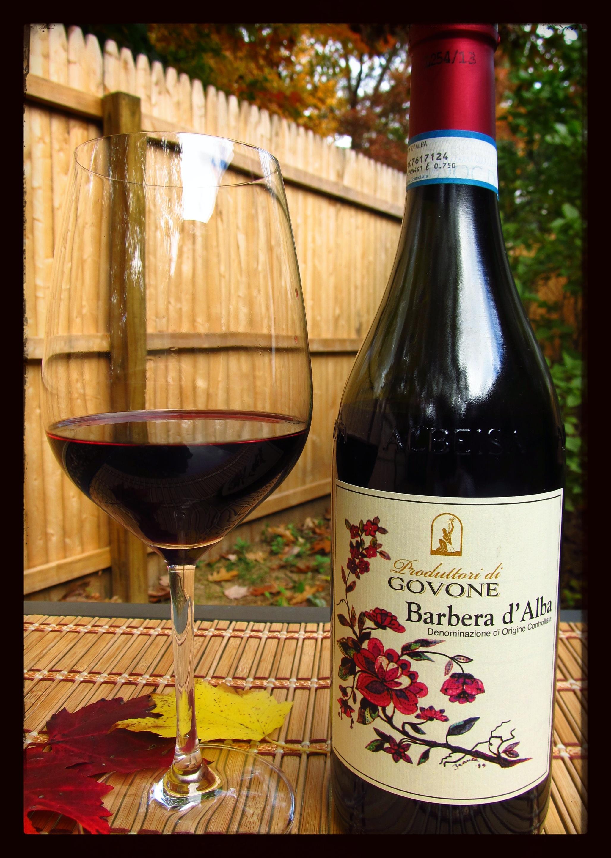 produttorigovone wine