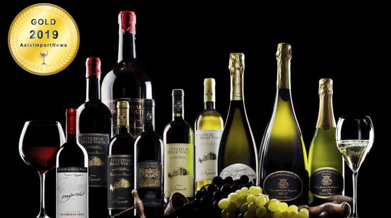 Cantina Bignotti Asia Import News