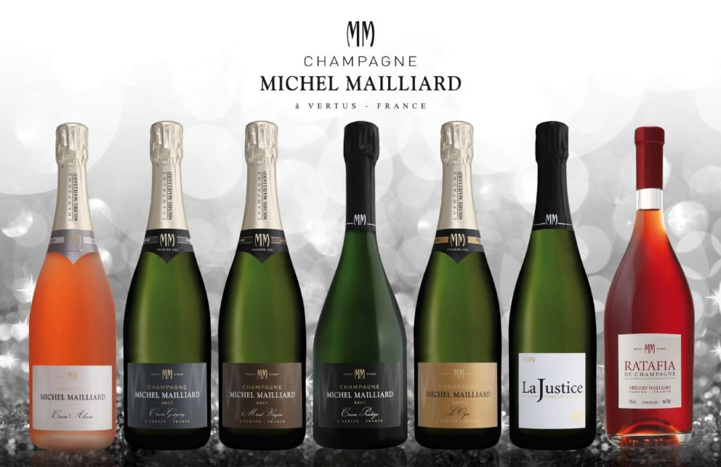 Champagne Mailliard-Lenoir Asia Import News