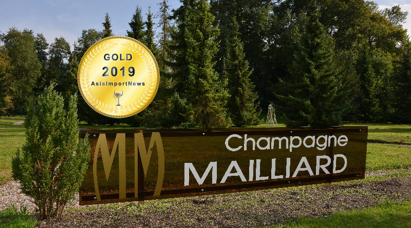Champagne Michel Mailliard - Asia Import News