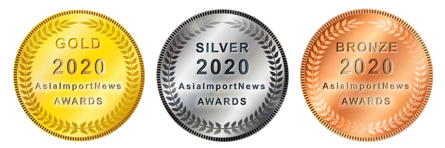 Asia Awards 2020 - Food and Wines and Spirits