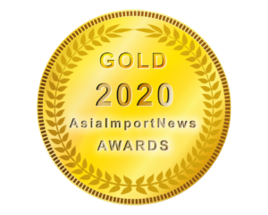 Gold Awards - Asia Wines and Spirits Competition 2020