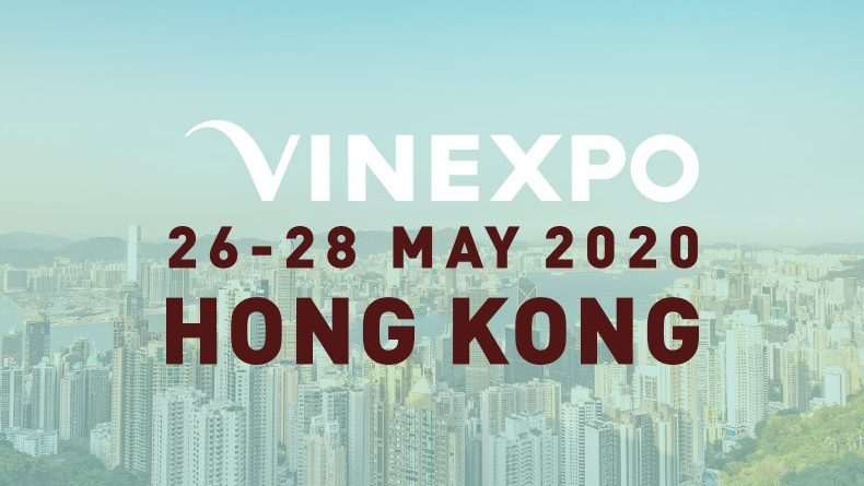 Vinexpo Hong Kong 2019