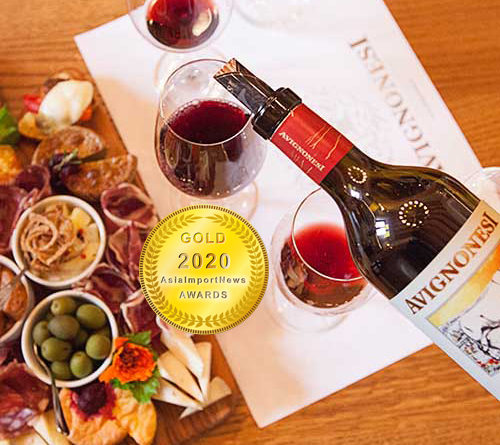 Avignonesi : A Perfect Tuscan Winery, Life through a Glass