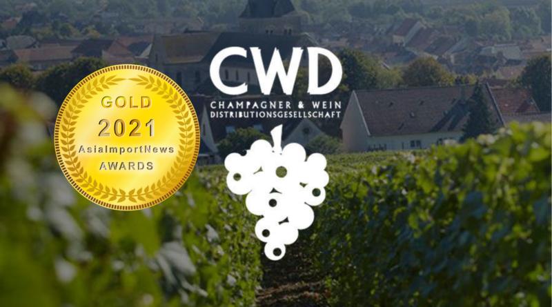 CWD Champagner- und Wein-Distributionsgesellschaft m.b.H. : Luxury Handcrafted Gin