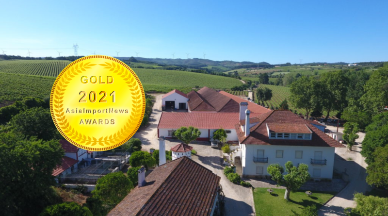 DFJ VINHOS SA : The New Portugal, the best ratio of price | quality | finesse | pleasure | awards by Asia Import News
