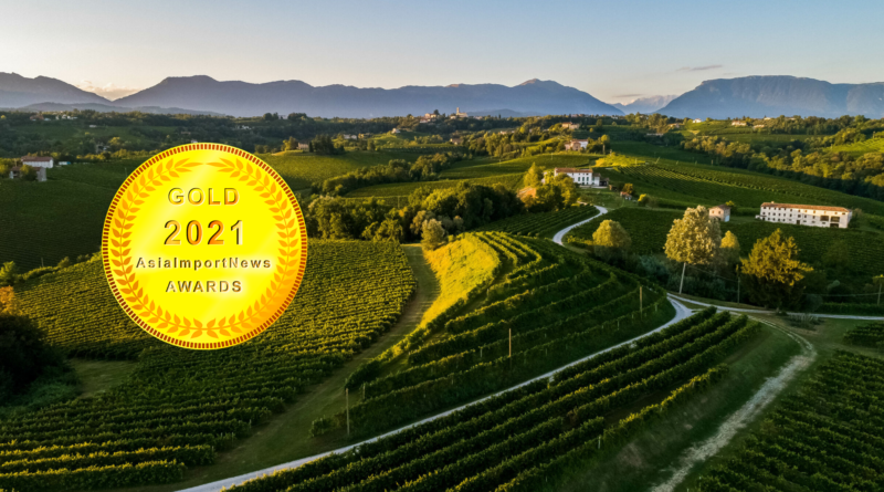 AL CANEVON AZ AGR SS : 40 years of Passion in Winemaking by Asia Import News